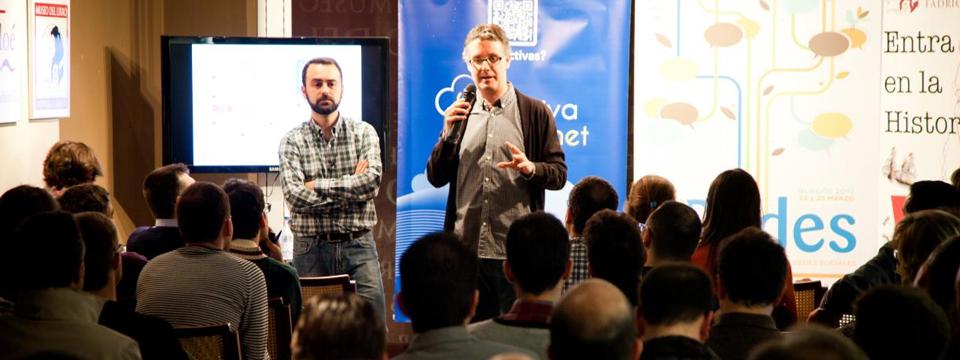 iRedes acoge el primer Activa Internet de 2012