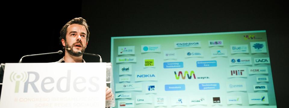 Las charlas enrededas abordan la Universidad 2.0, las redes sociales en Iberia y Wayra