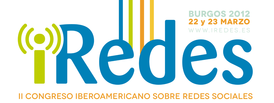 Programa de iRedes, II Congreso Iberoamericano de Redes Sociales