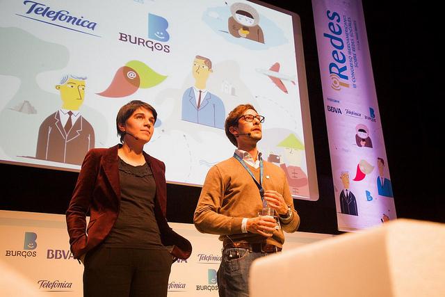 El buen uso del español y los medios sociales, charla de Fundéu BBVA en iRedes