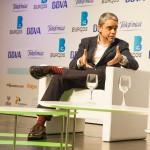 Juan Luis Polo habló con fuerza durante la charla. Foto por Victoriano Izquierdo @victorianoi