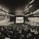 El Fórum, durante la conferencia de Sebas Muriel. Imagen de Fotografía Machado - @fotosmachado