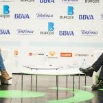 Diálogo Buenafuente y Ana Pastor. Foto de Victoriano Izquierdo - @victorianoi