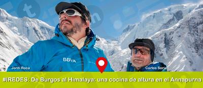 Jordi Roca y Carlos Soria