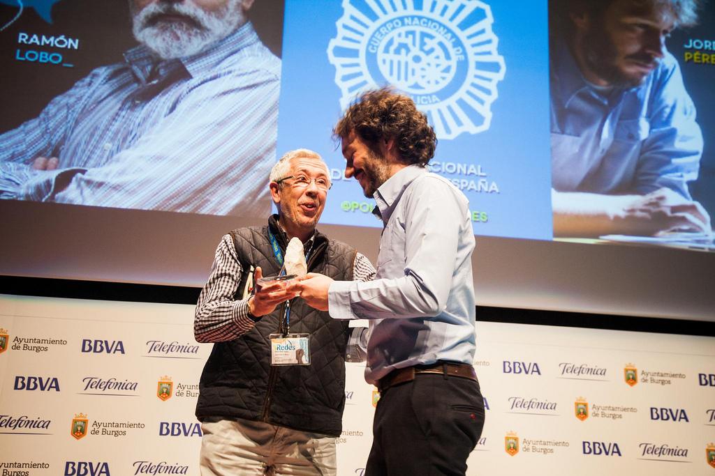 La mirada honesta de Jordi Pérez Colomé, Premio Letras Enredadas