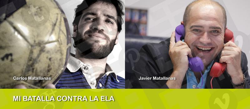 Mi batalla contra la ELA, charla de Carlos y Javier Matallanas en iRedes
