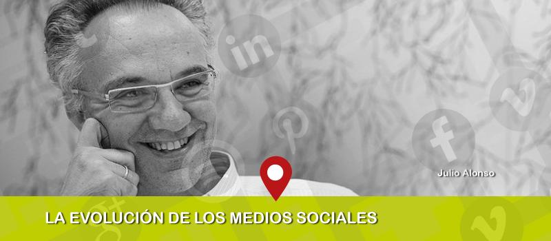 La evolución de los medios digitales, conferencia inaugural de Julio Alonso en iRedes