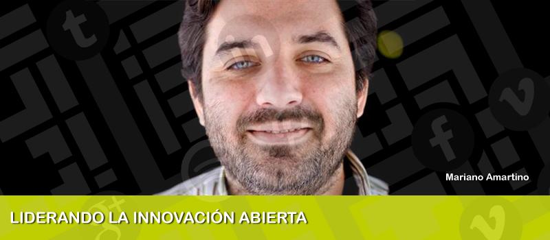 Liderando la innovación abierta, charla de Mariano Amartino en iRedes