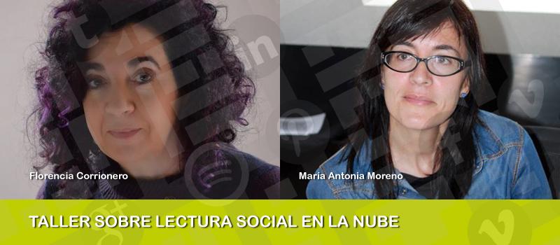 Taller sobre Lectura social en La nube, en iRedes