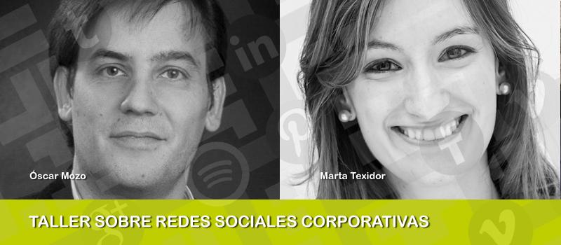 Taller sobre redes sociales corporativas en iRedes