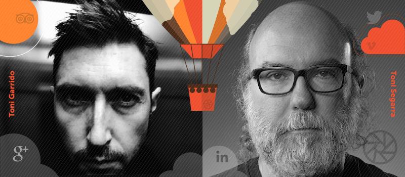 El caso de Toni Segarra y Toni Garrido, en iRedes
