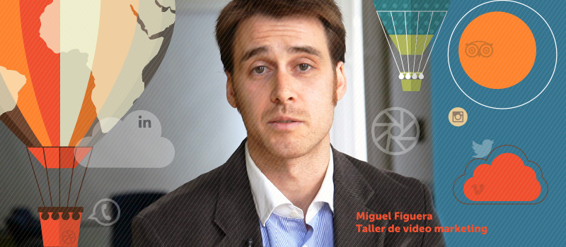 Taller sobre técnicas innovadoras de vídeo marketing en iRedes