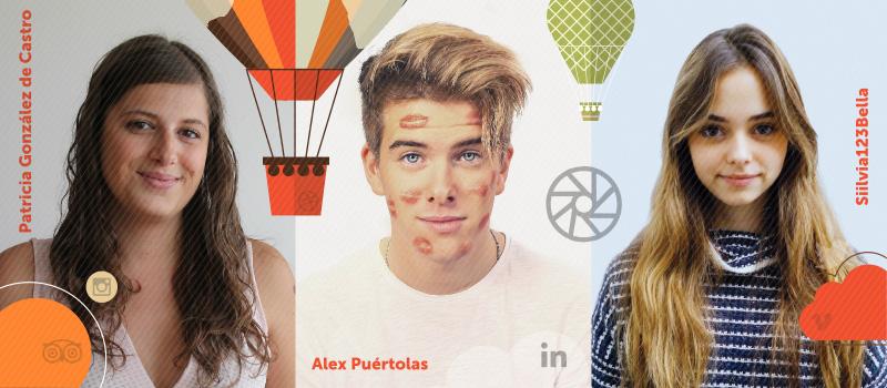 Youtubers, la naturalidad que conecta con la audiencia más joven, con Siilvia123Bella y Alex Puértolas